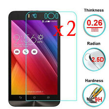 2Pcs 9H Premium Tempered Glass Screen Protector For Asus Zenfone Selfie ZD551KL
