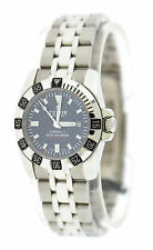 Tudor Lady Hydronaut II Blue Carbon Fiber Dial Stainless Steel Watch 24030