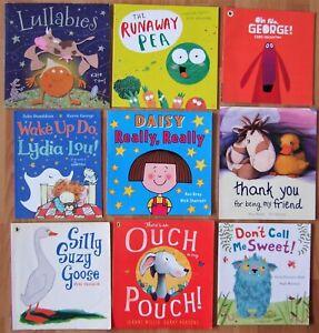 Childrens kids pre school bedtime picture story book bundle Julia Donaldson etc