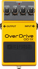 *New* Boss OD-1X OverDrive Pedal