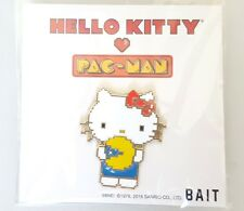 SDCC 2017 BAIT Exclusive Hello Kitty x Pacman Pin Sanrio