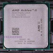 AMD Athlon II X4 651K AD651KWNZ43GX CPU Processor 3 GHz Socket FM1