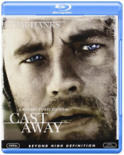 Cast Away 0024543444190 With Tom Hanks Blu-ray Region a