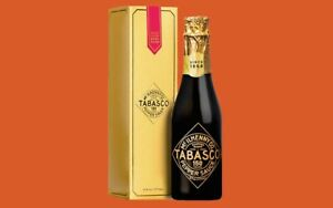 Tabasco Diamond Reserve 150th Anniversary Ltd Edition Rare Hot Sauce