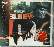 BLUEY (INCOGNITO)-LIFE BETWEEN THE NOTES-JAPAN CD F30