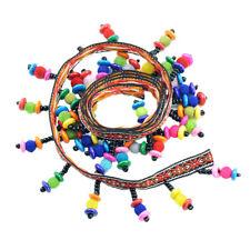 Curtain Sewing Tassel Fringe Trim Tassel Colored Bead Lace Accessory 1 Yards