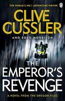 The Emperors Revenge Oregon Files 11 The Oregon Files