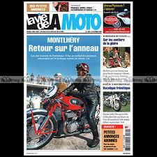 LA VIE DE LA MOTO LVM N°539 BULTACO 360 MONTADERO 250 METRALLA 125 STREAKER