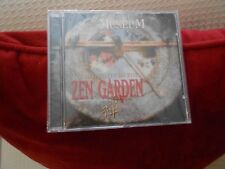 TRANQUILITY IN THE ZEN GARDEN SEALED CD-THE MUSEUM COMPANY 22170