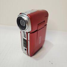 DXG-565V Digital Camera 5.1 MP Red Portable Camcorder Tested