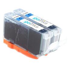 2 Cyan Ink Cartridges for HP Deskjet 3070A, 3520 & Officejet 4610, 4620, 4622