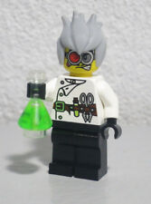 Crazy Scientist 9466 Monster Fighters LEGO Minifigure Figure fig