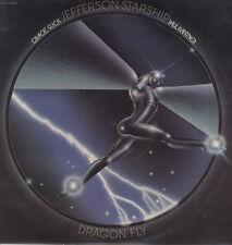"12"" Jefferson Starship (Grace Slick, Paul Kantner) Dragon Fly 70`s RCA Crunt"
