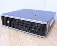 HP Elite 8000 Win 10 SFF Desktop PC Intel Core 2 Duo 2.93GHz 4GB 750GB WiFi
