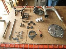 1986 Yamaha XV1100 Virago 1100 Air Cut Valve Assy Swingarm Stand Etc Parts Lot