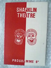 1965 Theatre Programme- HOT AND COLD IN ALL ROOMS-Barry O'brien's Com.3 0 Aug