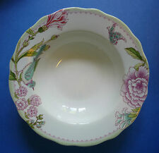 Portmeirion Sanderson Porcelain Garden Rim Soup Plate NEW several available