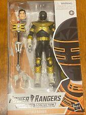 Hasbro Power Rangers Lightning Collection Zeo Gold Ranger Action Figure