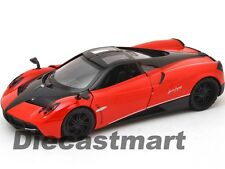 PAGANI HUAYRA RED / BLACK 1:24 DIECAST CAR MODEL BY MOTORMAX 79312 NEW