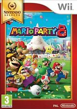 Software Nintendo Wii Mario Party 8 Selects