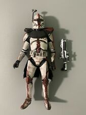 Commander Fox phase 1 custom Star Wars Black Series 6? Clone Trooper