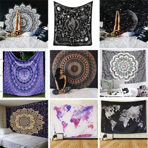 2021 New Indian Mandala Big Tapestry Wall Hanging Tapestry Home Deco Living Room