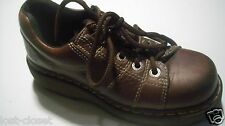 Dr Martens 9806 Brown Leather Ankle Hiking Boots Shoe Size 4 UK 5 US 37 @cLOSeT