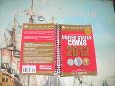 Bressett, Yeoman- Guide Book of United States Coins 2012: The Official Red Book