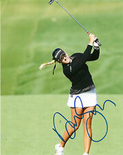 LPGA Natalie Gulbis Autographed Signed 8x10 Golf Photo COA A3