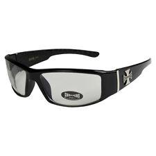 Choppers 302 Sonnenbrille Motorradbrille Rad Herren Damen Männer Frauen schwarz 5LVXdbPr