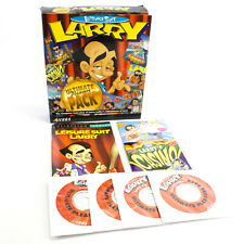 Leisure Suit Larry Ultimate Collection Pack para PC CD-ROM en caja grande de Sierra