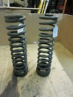 77-85 Mercedes W123 Wagon Pair Of Front Coil Springs 1233213604
