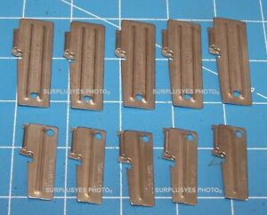 10 Army Military USMC P-38 & P-51 Can Opener Shelby US Made for Mess Kit Utensil