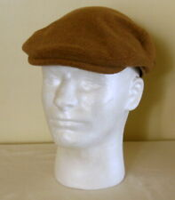 STETSON Newsboy Hat Cap  new with tags size large camel