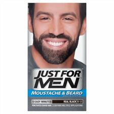 Just for men Barba/Bigote/patillas Real Negro M55 28g - 6 Paquete