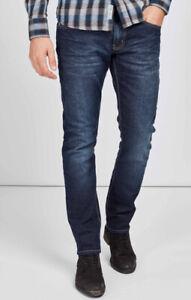 New Mens Mish Mash Lot XX 1955 Flex Slim Jeans W30 L32 £34.99 Orbest OfferRRP£90