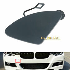 Primed Front Bumper Tow Eye Hook Cover For BMW 3 Series F30 F31 328i 335i 335i