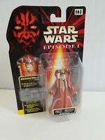 Star Wars Episode 1 CommTalk Chip Model Action Figure Queen Amidala New Sealed