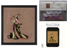 Nora Corbett Mirabilia Cross Stitch PATTERN & EMBELLISHMENT Pack ANA NC207
