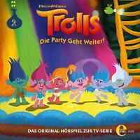 TROLLS - (2)ORIGINAL HÖRSPIEL Z.TV-SERIE-SPORTSFREUNDE   CD NEU