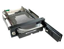 KINGWIN SATA Mobile Rack  KF1000BK SATA 3.5 Internal HOT SWAP RACK NEW