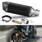 USA 38-51mm Slip on Exhaust Muffler Pipe DB Killer Silencer Universal Motorcycle