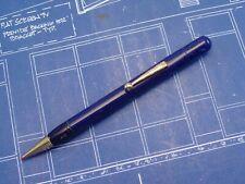 Vintage Antique Listo Mechanical Writing Pencil