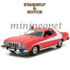 GREENLIGHT 84042 STARSKY AND HUTCH 1976 76 FORD GRAN TORINO 1/24 DIECAST RED