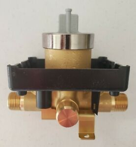 Delta Faucet R10000-UNWSHF MultiChoice Universal Shower Valve Body
