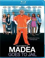 TYLER PERRY'S MADEA GOES TO JAIL NEW BLU-RAY