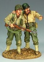 KING & COUNTRY D DAY DD096 U.S. ARMY BIG RED 1 OVER THERE MIB