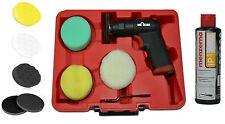 "Mini Lustreuse Pneumatique 75 mm - 3"" - Kit Valise Evolution"