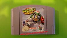 Mischief Makers aka troubelmake Nintendo n64 colección Jump Run