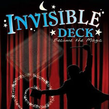 Invisible Deck Magic Trick - Includes Pro Brand Deck - With Online Teaching